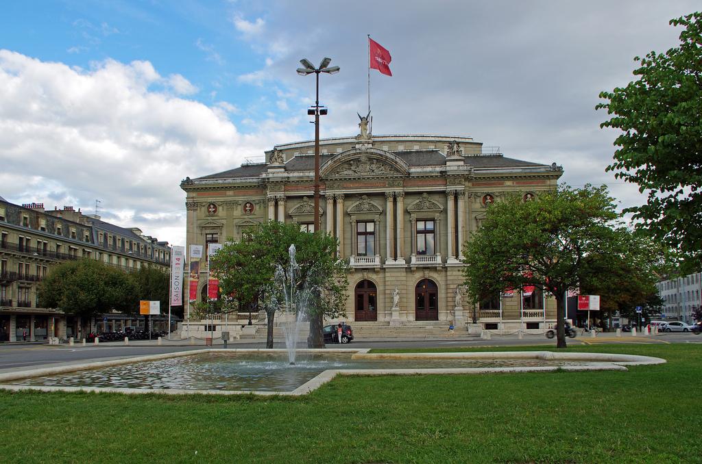 Grand Theatre de Genève